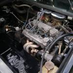 Lancia Montecarlo engine