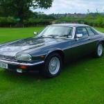Jaguar XJS V12 front left