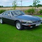 Jaguar XJS V12 front right