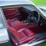 Jaguar XJS V12 interior