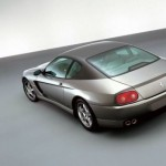 Ferrari 456 rear