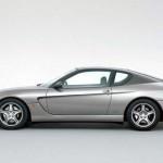 Ferrari 456 side