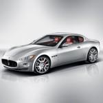 Maserati GranTurismo front