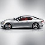 Maserati GranTurismo side