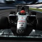 Mercedes GP F1