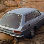 Volvo P1800 ES rear