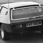 Lotus Elite rear