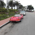 Ferrari Dino 246 GTS Front
