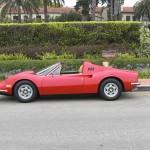 Ferrari Dino 246 GTS Left