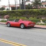 Ferrari Dino 246 GTS Rear Left